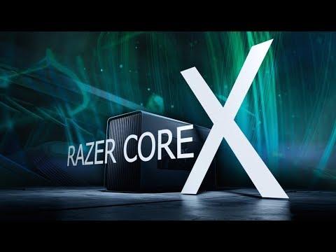 The Razer Core X - Ultraboost your Ultrabook