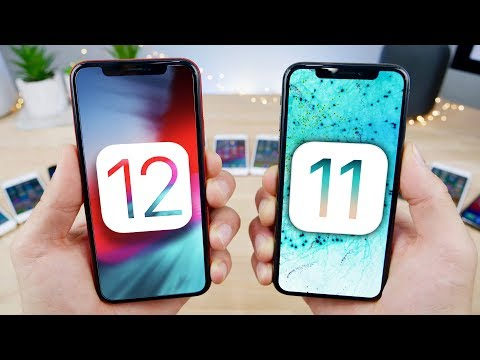 iOS 12 is FAST! iOS 12 Speed Test on ALL iPhones