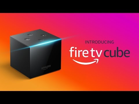 Hands-Free TV is Here: Introducing Fire TV Cube
