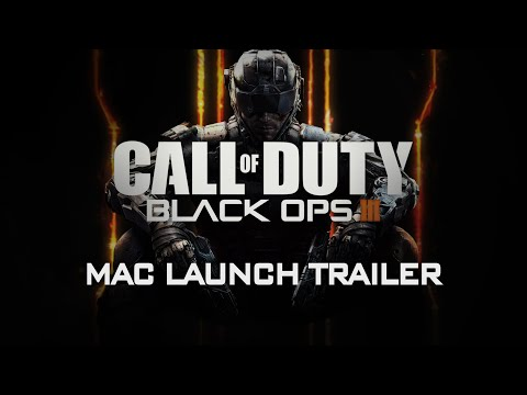 Official Call of Duty®: Black Ops III – Mac Launch Trailer