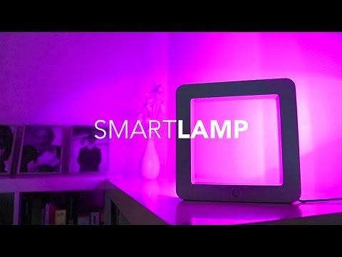 SMARTLAMP - La magie de la lumière dans une lampe connectée 2 - 2014