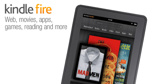 Amazon Kindle Fire vs. iPad