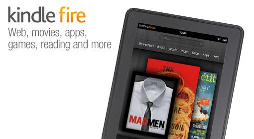 Amazon stellt neue Kindle Tablets vor