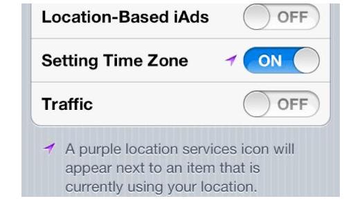 Schwacher Akku im iPhone 4S Schuld der Zeitzonen-Einstellung?
