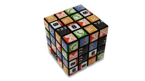 App Cube für Apple Fans