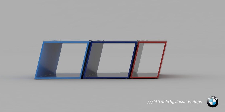 Design bmw m tisch mac egg for Tisch iphone design