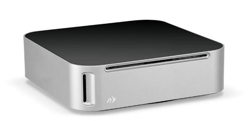 stack max erweiterung f r den mac mini mac egg. Black Bedroom Furniture Sets. Home Design Ideas