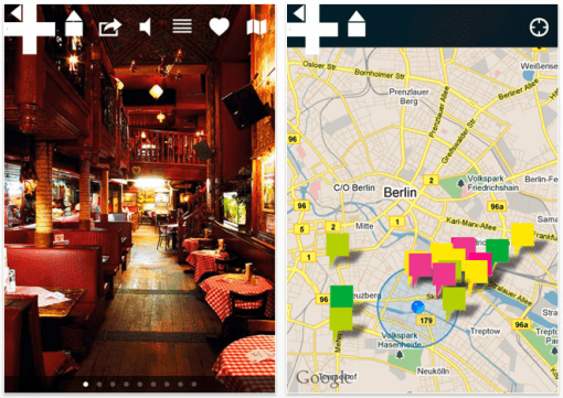 Gratis App: Cool Berlin
