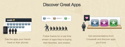 Statt iTunes? Crosswa.lk hilft bei App-Auswahl