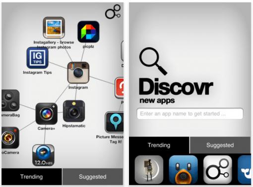 Gratis App: Discovr Apps