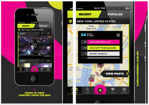 Gratis App: GO HD Anonymes Bilder Teilen