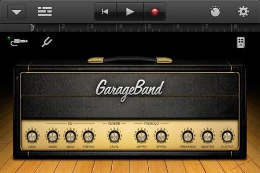 GarageBand jetzt auch in einer iPhone-Version
