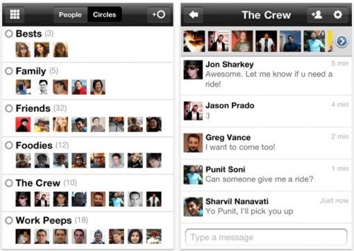 Gratis App: Google+ fürs iPhone verfügbar
