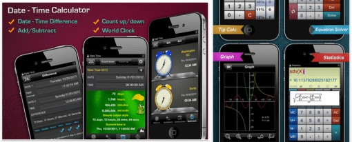 Gratis App: HiCalc PRO – Rechner für alles