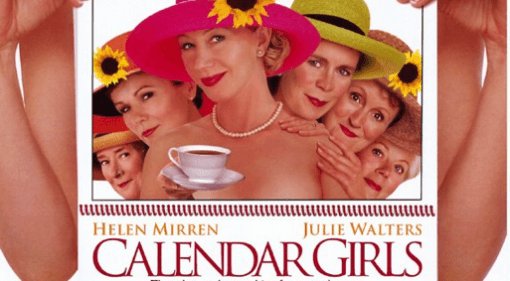 Film: Kalender Girls von Nigel Cole