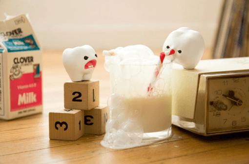 My Milk Toof – Kunst für Kinder