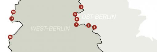 Gratis App: Die Berliner Mauer