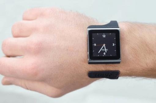 Minimalistisches iPod nano Armband