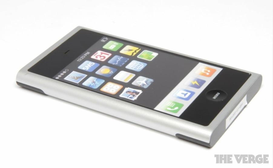Bilder von alten iPhone und iPad Prototypen aufgetaucht