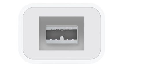 Thunderbolt auf FireWire Adapter fürs MacBook Retina und Air