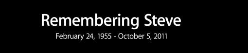 Erster Todestag von Steve Jobs