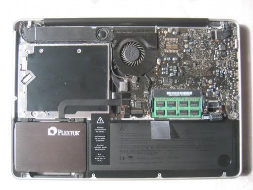 MacBook Pro Innenleben
