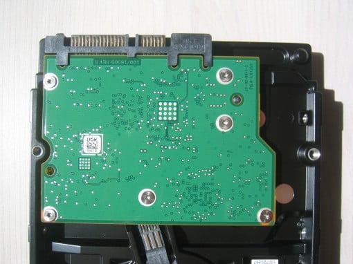 Hybrid Festplatte SSHD