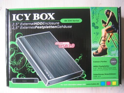 Icy Box Verpackung