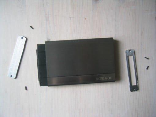 Icy Box IB-230 Einzelteile