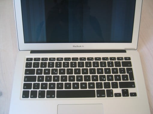 MacBook Air Display defekt