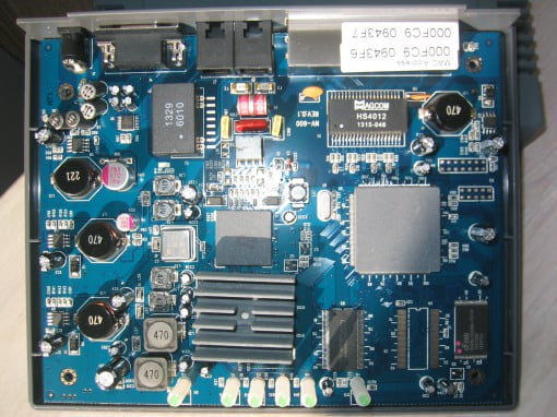 Allnet ALL126AS2 Mainboard