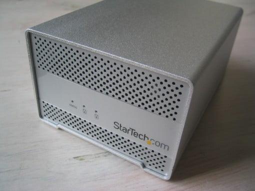 StarTech Dual 2,5 Thunderbolt Gehäuse