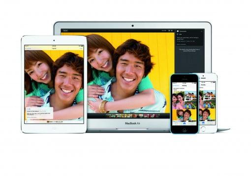 iCloud MacBook Air