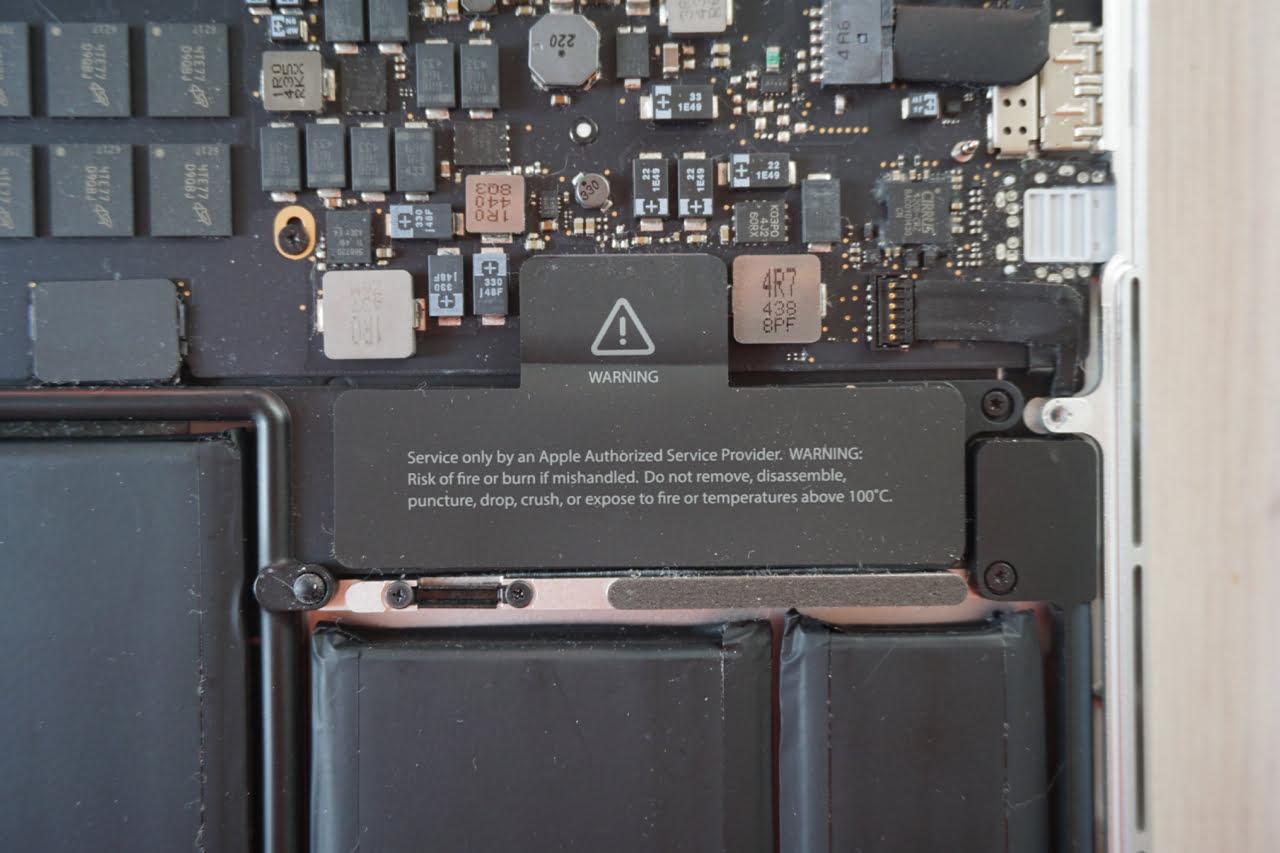 Apple auf das Recht auf Reparatur vorbereitet
