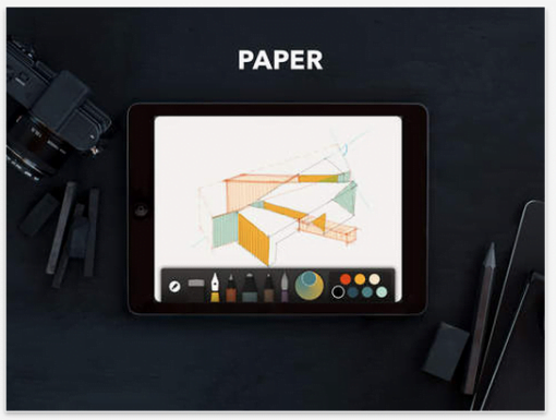 FiftyThree Paper App
