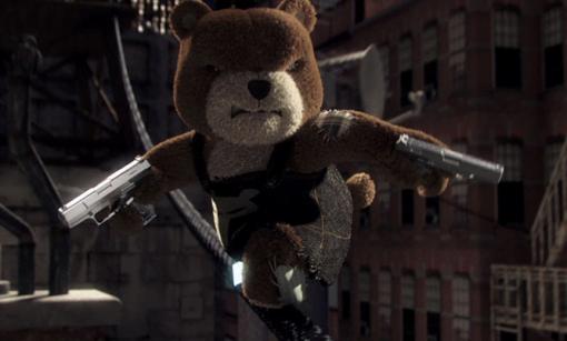 The Mega Plush - Mega Bear