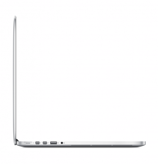 MacBook Retina Ports
