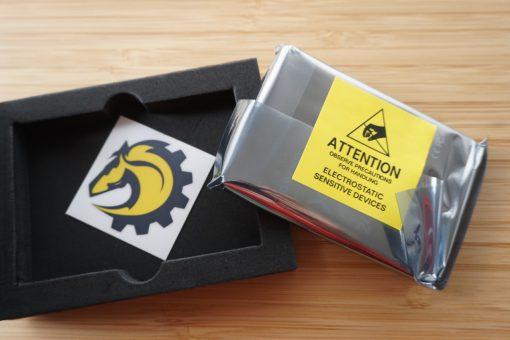 SATA SSD Verpackung