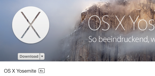 Download Yosemite