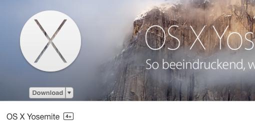 Download Yosemite
