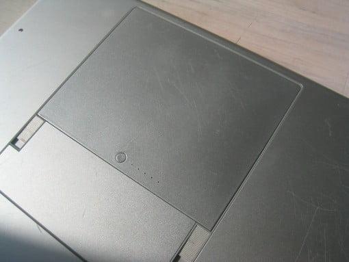 Fake Akku MacBook