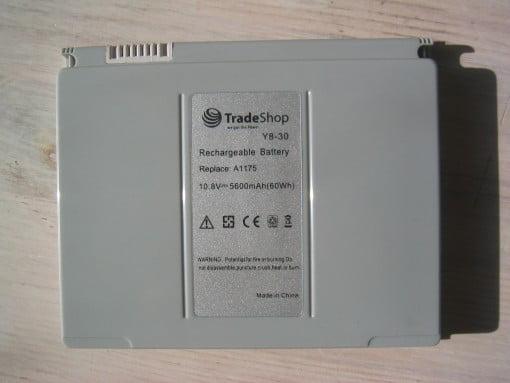 No name Akku MacBook