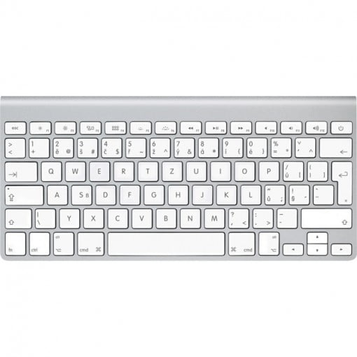 New Apple Wireless Keyboard