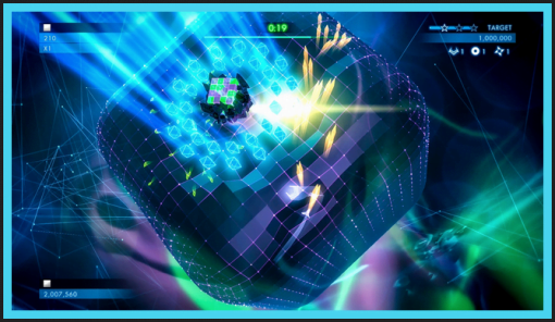 Sierra Geometry Wars 3 Dimensions