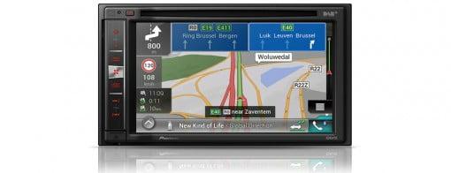 Pioneer AVIC-F970 Apple CarPlay