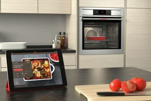 Electrolux Ofen iPad