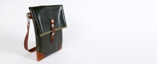 Carga OW3 Folding Messenger Bag