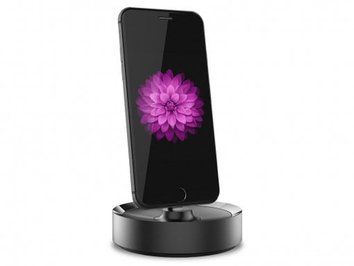 BEVL iPhone Dock black