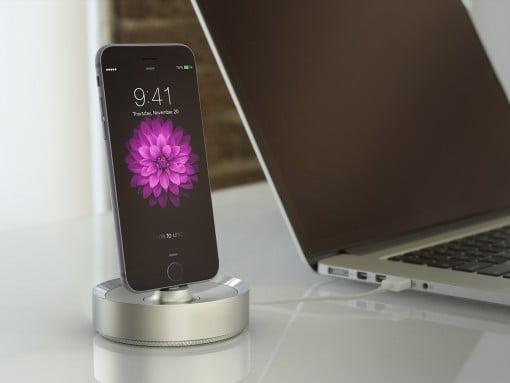 BEVL iPhone Dock MacBook