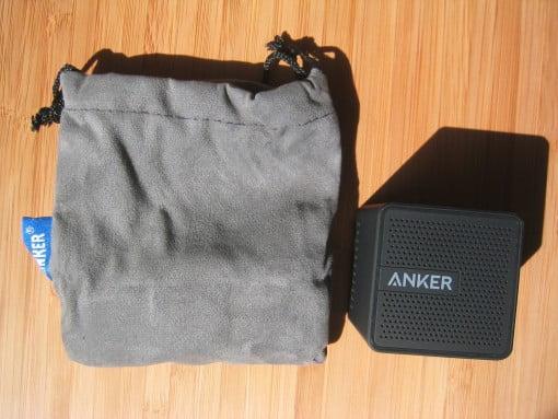 Anker Pocker Bluetooth Lautsprecher Tasche